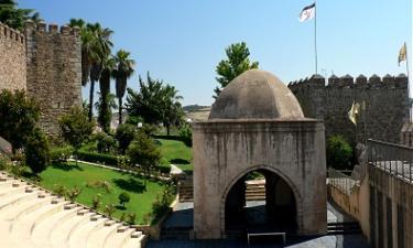 Castillo-fortaleza de los Templarios