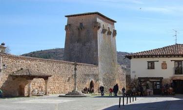 Torreón de Fernán González o de Doña Urraca