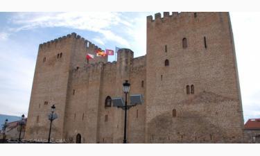 Alcázar de los Velasco  y las Torres