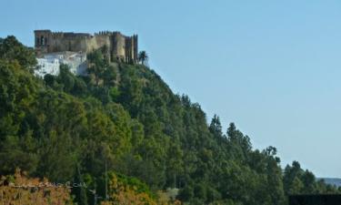 Castillo de los Duques de Arcos