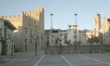 Castillo de La Bisbal