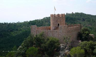 Castillo de Farners