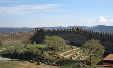 Castillo Fortaleza de Sancho IV El Bravo