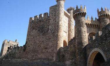 Castillo de la Orden Militar del Temple