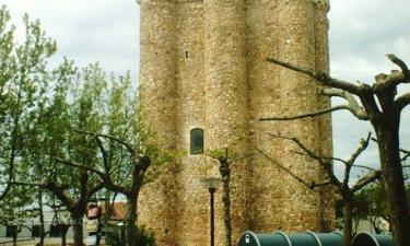 Castillo de Villarejo de Salvanes