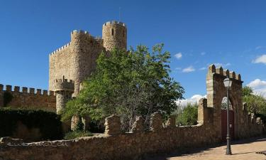 Castillo de San Martin de Valdeiglesias