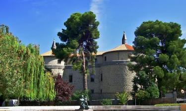 Castillo de Villaviciosa de Odón