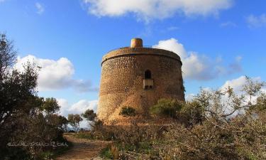 Castell Des Port