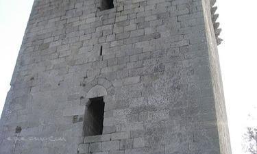 Castillo fortaleza Da Pena