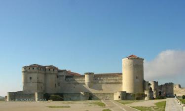 Castillo-Palacio de Cuéllar