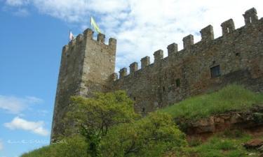 Palacio-Fortaleza de Montblanc