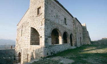 Castillo de Comanda de Barbera