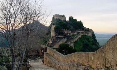 Castillo de Játiva