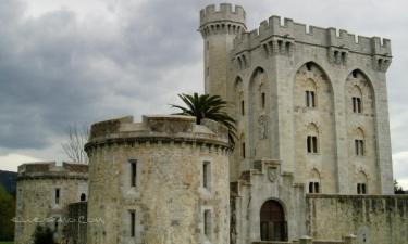 Castillo de la Emperatriz Eugenia de Montijo