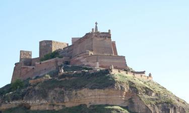 Castillo-palacio de los caballeros hospitalarios
