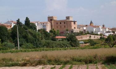 Castillo de Novallas