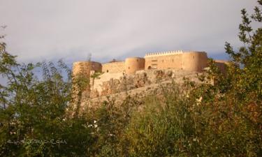 Castillo Mesones de Isuela
