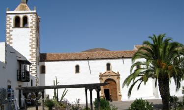 Catedral de Betancuria