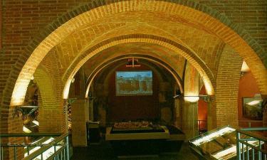 Centro de Interpretación de la Arquitectura Asociada al Vino