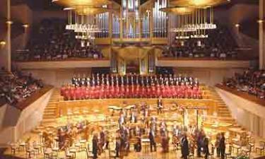 Auditorio Nacional de Música.