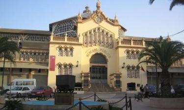 Edificio del Mercado