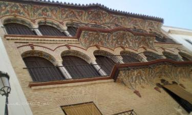 Casa de los Marqueses de Benamejí