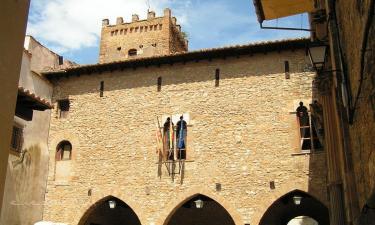 Ayuntamiento de la Iglesuela del Cid