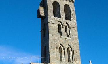 Torre templaria de Mombuey