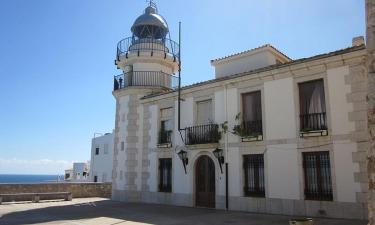 Faro de Peñíscola