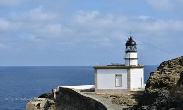Faro de Punta Cala Nans