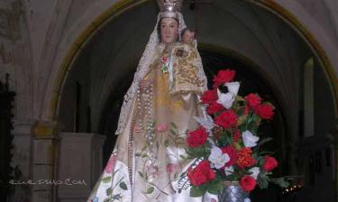 Romeria Virgen de Ebro