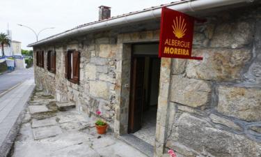 Albergue Turístico Moreira en Cee a 24Km. de Olveira