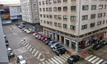 Hotel Nogallás en A Coruña a 25Km. de Sarandones