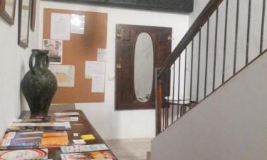 La Casa de los Aromas en Villena (Alicante)