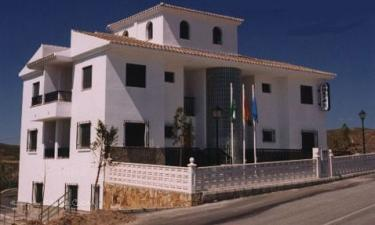 Hostal Taberno en Taberno (Almería)
