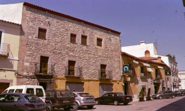 Hostal Trujillo en Trujillo a 38Km. de Garciaz