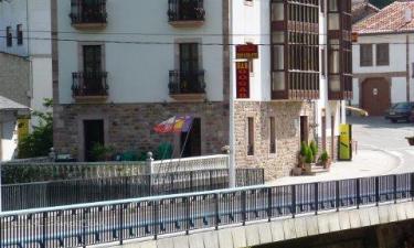 Hostal Gogar en Puentenansa a 32Km. de Frama
