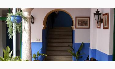 Hostal Rural San Bartolome en Almagro a 30Km. de Daimiel