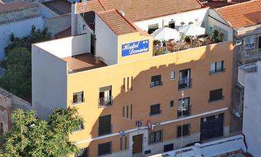 Hostal Donaire en Tomelloso a 34Km. de Ruidera