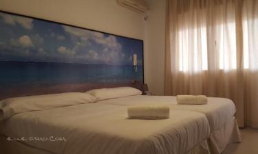 Hotel Los Manjares** en Alcolea (Córdoba)