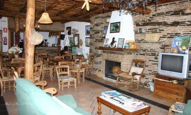 Las Terrazas de la Alpujarra en Bubión a 4Km. de Pitres
