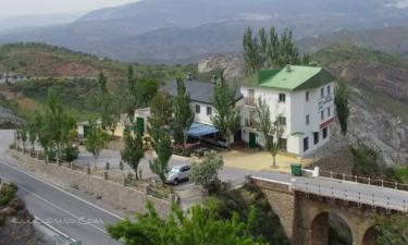 Hostal Restaurante Los Puentes