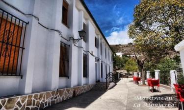El Mirador de Murtas  en Murtas a 15Km. de Mecina-Bombarón