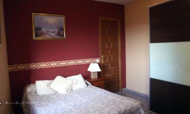 Hostal Narbona en Alquézar a 47Km. de Vadiello