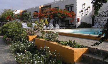 Hostal El Angosto en Agaete (Las Palmas)