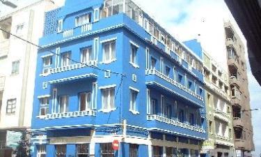 Hostal Alcaravaneras en Las Palmas de Gran Canaria a 4Km. de Ayacata