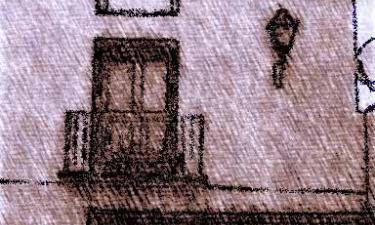 Hostal La Casa de Mi Abuela en Cintruénigo a 33Km. de Aguilar del Río Alhama