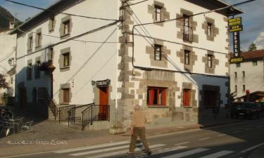 Hostal Betelu en Betelu (Navarra)
