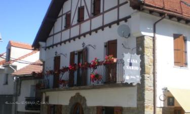 Hostal Casa Sario en Jaurrieta (Navarra)
