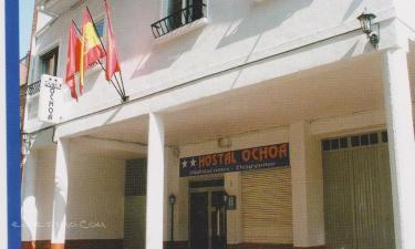 Hostal Ochoa ** en San Adrián a 28Km. de Villafranca